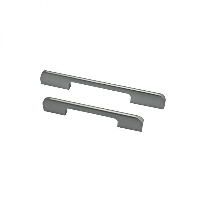 Silver Aluminum Handle H9000S
